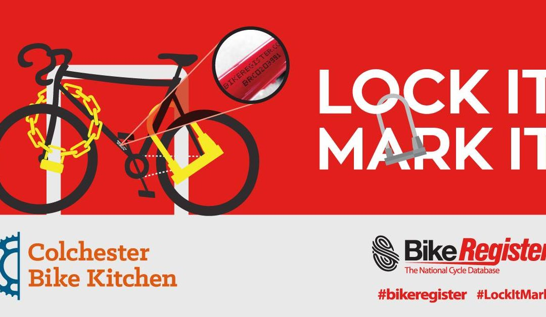 Free Cycle Security Marking and Dr Bike
